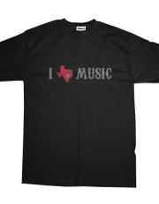 I Texas (Heart) Music