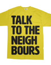 Talk to the Neighbours