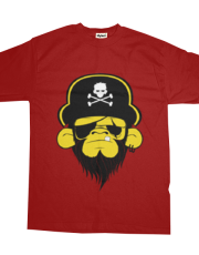 Pirate Monkey