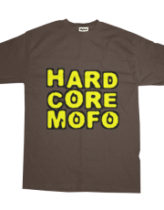 Hardcore Mofo no. 4 Yellow Print