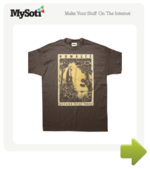 Autumn Mist Tours tee by dawnchapel. Available from MySoti.com.