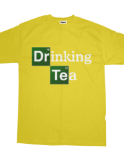 Breaking Bad, Drinking Tea T-Shirt