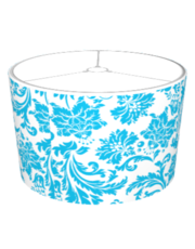 Tiffany Blue Damask