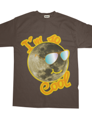 I'm cool like the Moon
