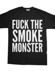 fuck the smoke monster