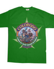 Colorado Cannabis Revolution