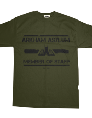 Arkham Asylum: Member Of Staff