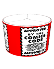 Approved by the Comics Code