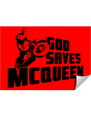 God Saves McQueen