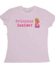 Princess Inside!