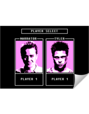 Fight Club: Player Select
