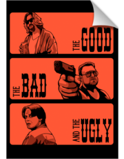 The Big Lebowski, The Bad And The Ugly