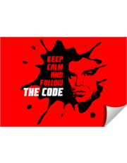 Dexter: Keep Calm And Follow The Code