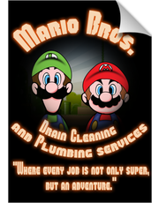 Mario Bros. Drain Cleaning & Plumbing Service