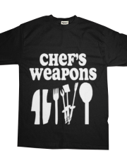Chef's Weapons