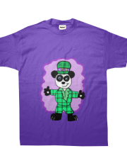Irish Panda Character