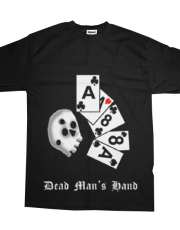 Dead Man's Hand Aces and 8s