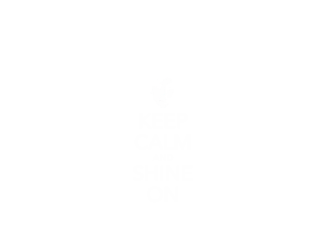 Keep Calm And Shine On - Syd Barrett Tee
