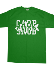 Carp Snob Fisherman's Shirt