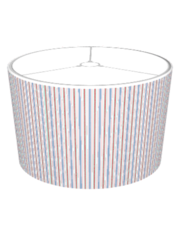 Aiyana Batik Stripes Lampshade