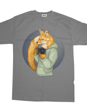 Photographer Fox
