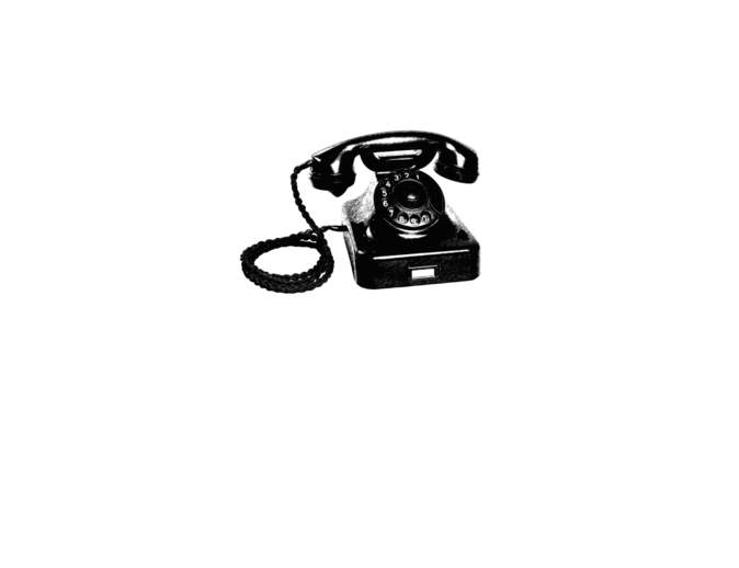 Oldschool Telephone