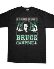 Needs More Bruce Campbell