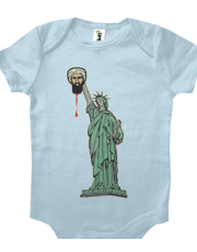Justice - Osama Bin Laden & The Statue of Liberty
