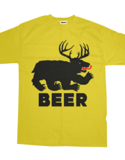 BEER = Bear + Deer