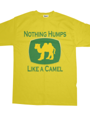 Nothing Humps Like A Camel