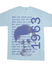 JFK 1961 quote (Ask not what) Shirt