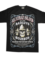 ALCATRAZ- BADGUYS BOURBON