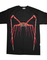 GIANT MUTANT SPIDER CRABS