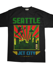 SEATTLE - JET CITY