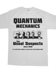 Quantum Mechanics - The Usual Suspects