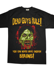 Dead Guys Rule - Brains