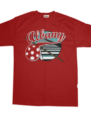 Albany Railriders - Home Jersey
