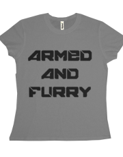 Armed and furry