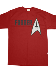 Star Trek- Fodder- The Red Shirt Curse!