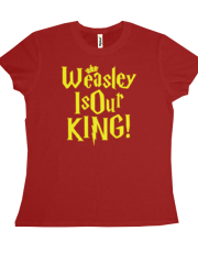 Harry Potter- Weasley Is Our King!