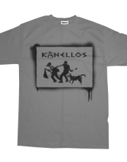 Kanellos the Riot Dog Shirt