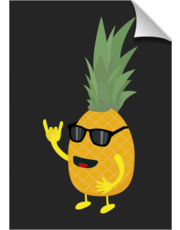 Heavy Metal Pineapple