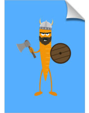 Viking carrot