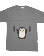 Penguin Weightlifting