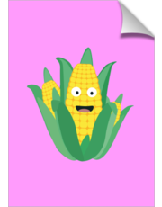 Cute Farmers Corn
