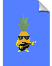 Rock 'n' Roll Pineapple