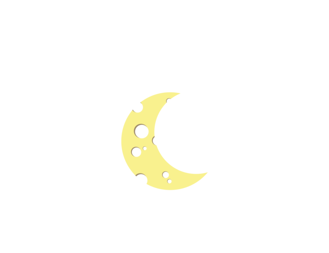 moon of cheese