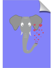 Elephant of love