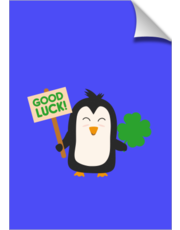 Good Luck Penguin