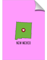 New Mexico State Heart